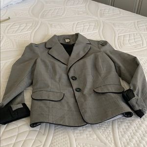 Old navy size small plaid blazer